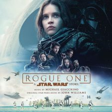 'Rogue One' soundtrack coming to wax