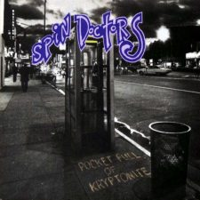 Spin Doctors' 'Kryptonite' getting reissued through MOV