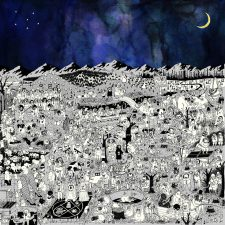 Father John Misty's 'Pure Comedy' up for pre-order
