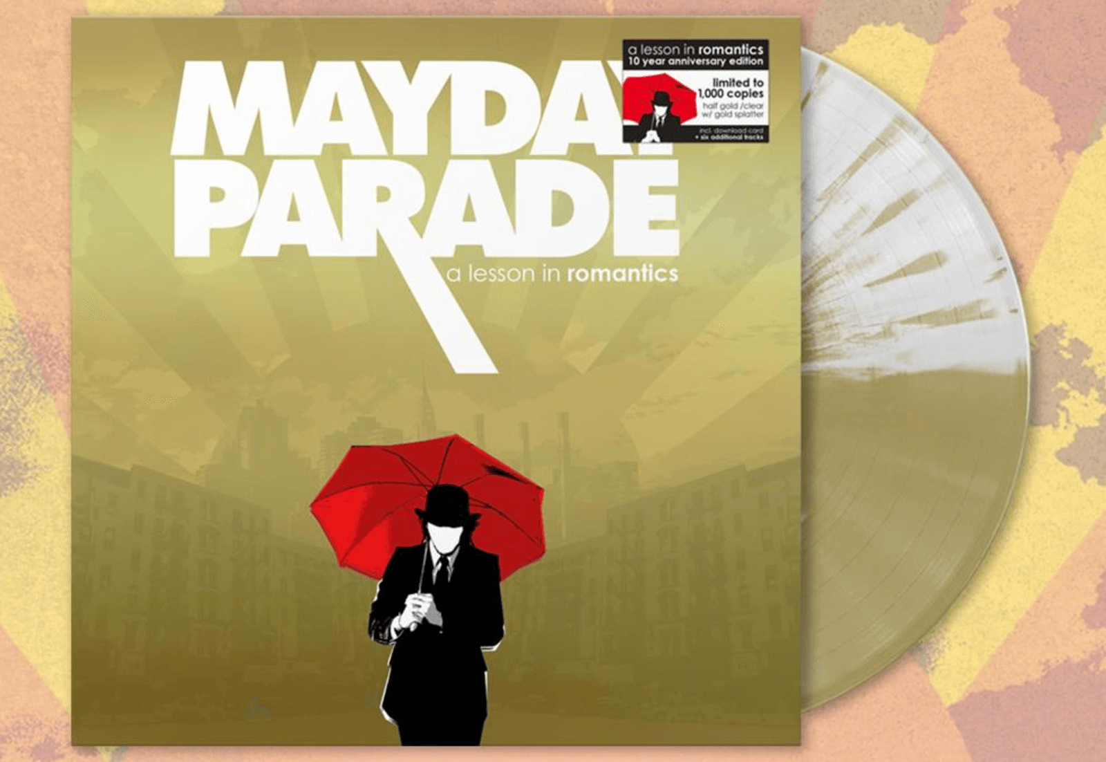 Mayday Parade S Lesson In Romantics Gets Reissued