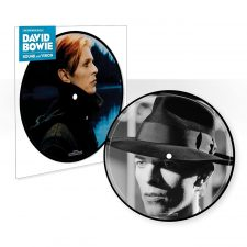 Bowie 7″ picture discs continue with 'Sound and Vision'