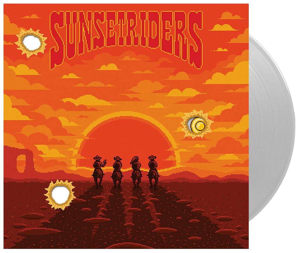 Sunset Riders Game Ost Gets 25 Year Reissue Modern Vinyl