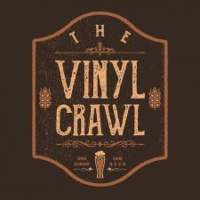 The Vinyl Crawl #41: Ransack the Universe (David Bowie, Collective Arts Brewing)