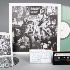Sleater-Kinney go 'Live In Paris,' first live LP from the band