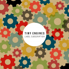 Tiny Engines starting up label sub, sign up now