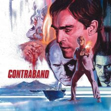 Frizzi's 'Contraband' score coming soon