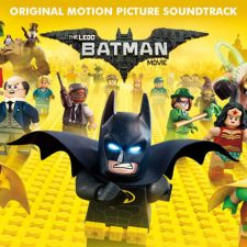 'Lego Batman' soundtrack up for pre-order