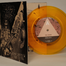 Zig Zags releasing new 7″ record
