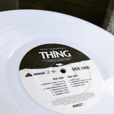 'The Thing' soundtrack coming next week