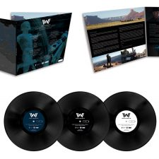 Complete 'Westworld' vinyl details unveiled