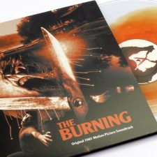 Vinyl Review: Rick Wakeman — The Burning OST