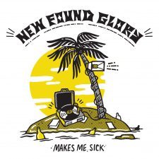 New Found Glory's 'Makes Me Sick' up for pre-order