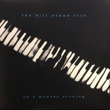 Vinyl Review: The Bill Evans Trio — On A Monday Evening