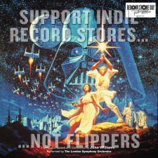 RSD 2017: 'A New Hope' 10″ being released