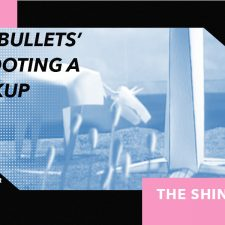 'Pink Bullets' and Shooting a Breakup