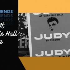 MV Recommends: Judy at Carnegie Hall