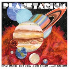 Star-studded 'Planetarium' up for pre-order