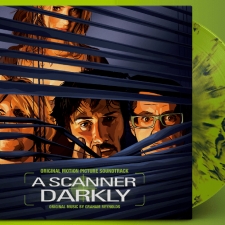 'A Scanner Darkly' score getting first pressing
