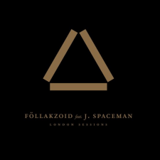 Föllakzoid, J. Spaceman team up for 12″