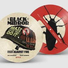 Black Mirror's 'Men Against Fire' soundtrack up for order