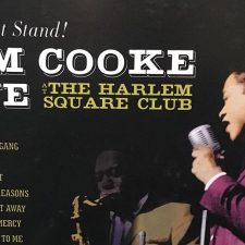 Vinyl Review: Sam Cooke — One Night Stand! Live at The Harlem Square Club