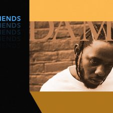 MV Recommends: Kendrick Lamar — DAMN.