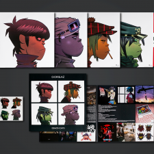 Vinyl Review: Gorillaz — Demon Days