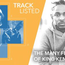 Tracklisted: The Many Features of King Kendrick