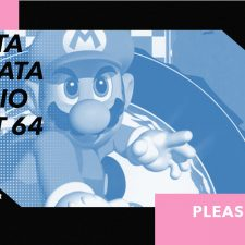Please Press: Kenta Nagata — Mario Kart 64 OST