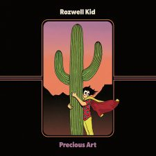 Rozwell Kid's 'Precious Art' up for pre-order