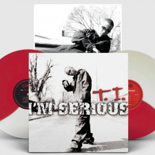 T.I.'s 'I'm Serious' gets reissued onto vinyl