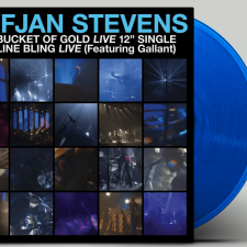 Live 12″ from Sufjan up for pre-order