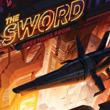 The Sword releasing live album