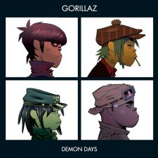 New Pressing: Gorillaz — Demon Days