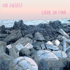 Split cassette featuring For Everest and Carb on Carb now available for pre-order