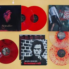 VMP puts Nick Cave, Sylvan Esso variants up for sale
