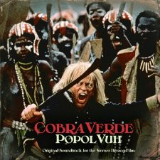 Vinyl Review: Popol Vuh — Cobra Verde OST