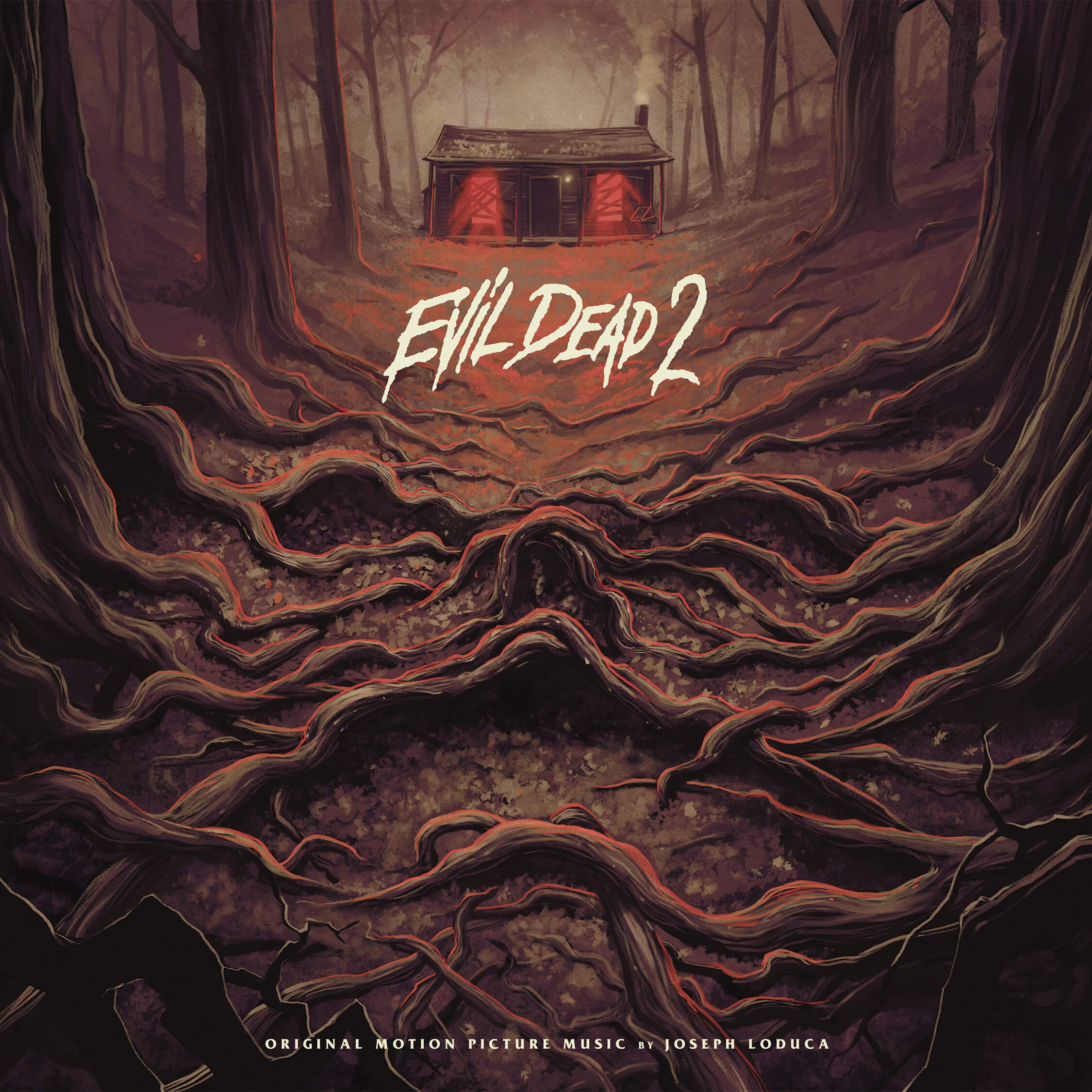 Waxwork Releases Evil Dead 2 Pressing Up For Sale Now