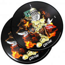 Contest: Migos — Culture (Picture Disc)