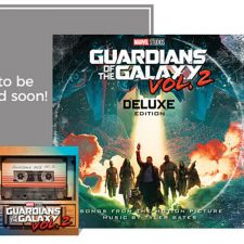 'Guardians of the Galaxy Vol. 2' music up for pre-order