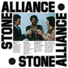 Vinyl Review: Stone Alliance — Stone Alliance