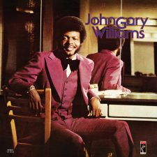 Vinyl Review: John Gary Williams — John Gary Williams