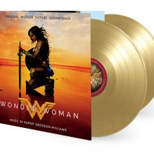 'Wonder Woman' score getting release