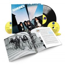 Ramones' 'Leave Home' getting box-set release