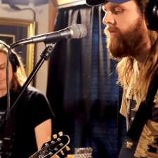 Sorority Noise's Little Elephant session on lathe
