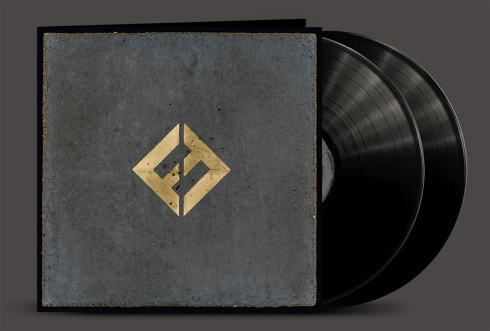 47dcfd57 The new album from Foo Fighters, Concrete and Gold, is now up for pre-order  at their merch store. The vinyl pressing is a 140-gram double LP, ...