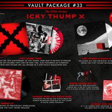 'Icky Thump' treated to 10-year reissue through Vault