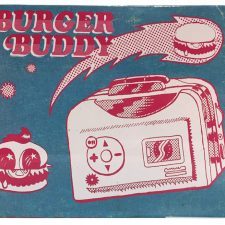 Burger Records unveils cassette player