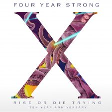 New Pressing: Four Year Strong — Rise or Die Trying