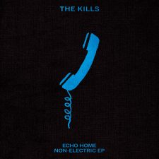 New Kills EP up for pre-order